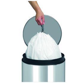 Пакет пластиковый, объём 45 л, 10 шт.
