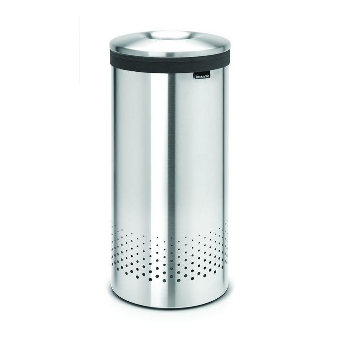 Бак для белья Brabantia, 35 л, цвет сталь