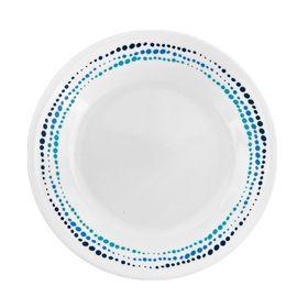 Тарелка десертная Ocean Blues, d=17 см
