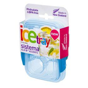 Контейнер для льда Sistema, 6 ячеек, цвет МИКС