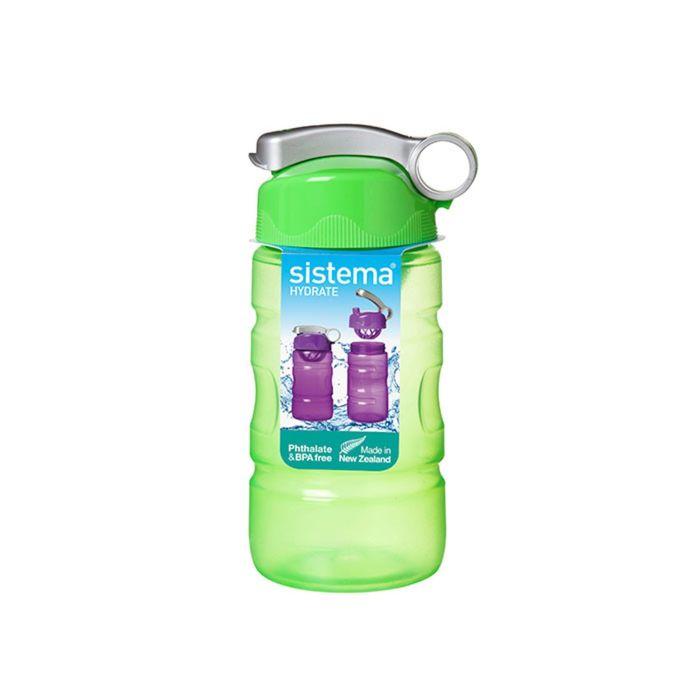 Спортивная питьевая бутылка Sistema, 560 мл