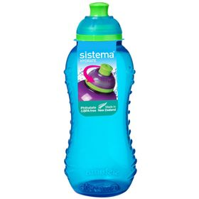 Бутылка для воды Sistema, 330 мл, цвет МИКС