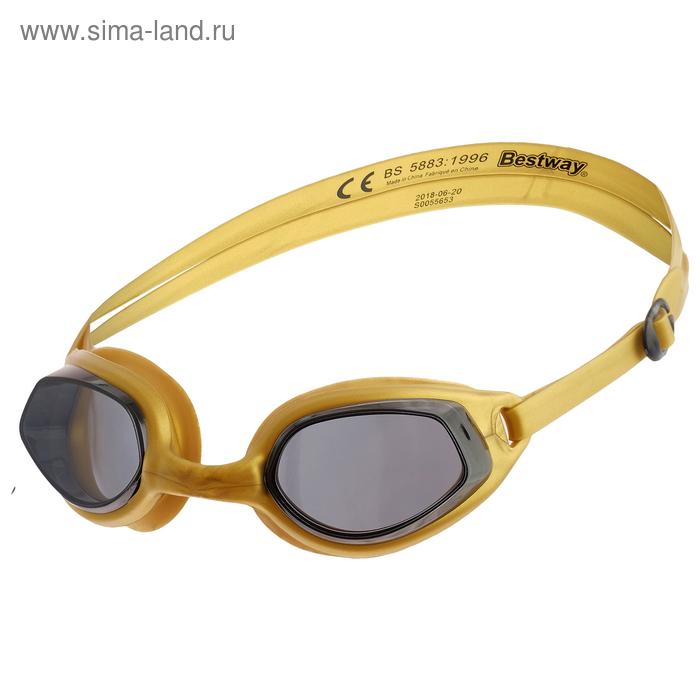 Очки для плавания Accelera, для взрослых, цвет МИКС, 21033 Bestway