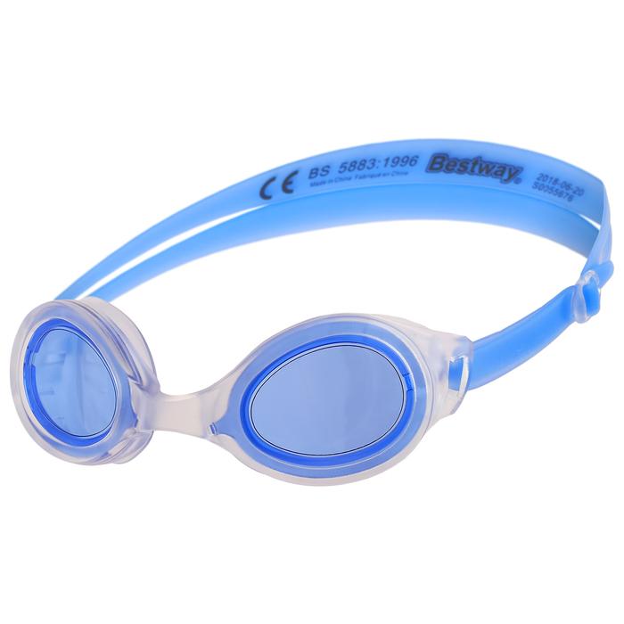 Очки для плавания Momenta Swim, от 14 лет, цвета МИКС, 21052 Bestway