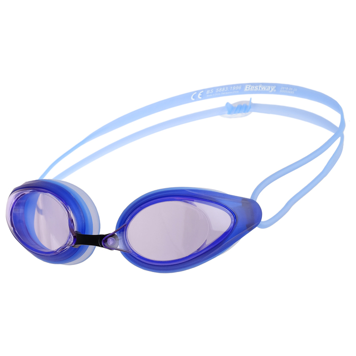 Очки для плавания Razorlite Race, от 14 лет, цвета МИКС, 21054 Bestway