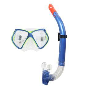 Набор для плавания Ocean, маска, трубка, от 14 лет, цвета МИКС, 24003 Bestway Ош