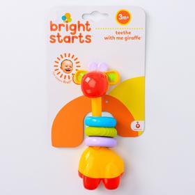 Развивающая игрушка – прорезыватель «Веселый жираф»