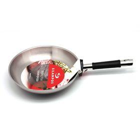 """Сковорода сковорода с конической крышкой """"Маск сатин"""", 26 см"""