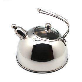 Чайник со свистком Silampos Маримар, 2.7 л