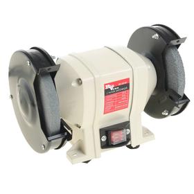 Станок заточной RedVerg RD-3215F, 250 Вт, 2840 об/мин, 150 × 16 × 12.7 (32) мм, 220 В