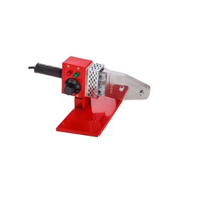 Аппарат для сварки пластиковых труб RedVerg RD-PW 600-32, 220В/50Гц; 0.6кВт; t 50-300град.