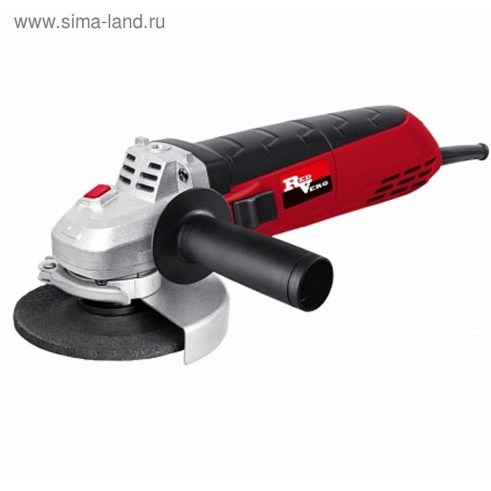 Угловая шлифмашина RedVerg RD-AG 91-125, 910Вт; круг-125мм; 12000 об/мин