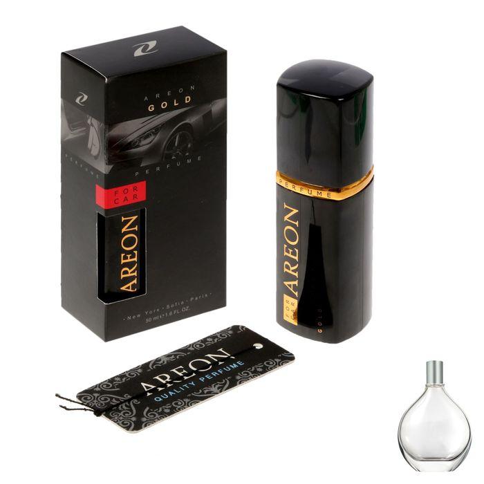 Ароматизатор - спрей Areon Perfume 50 мл, GOLD 704-AP2