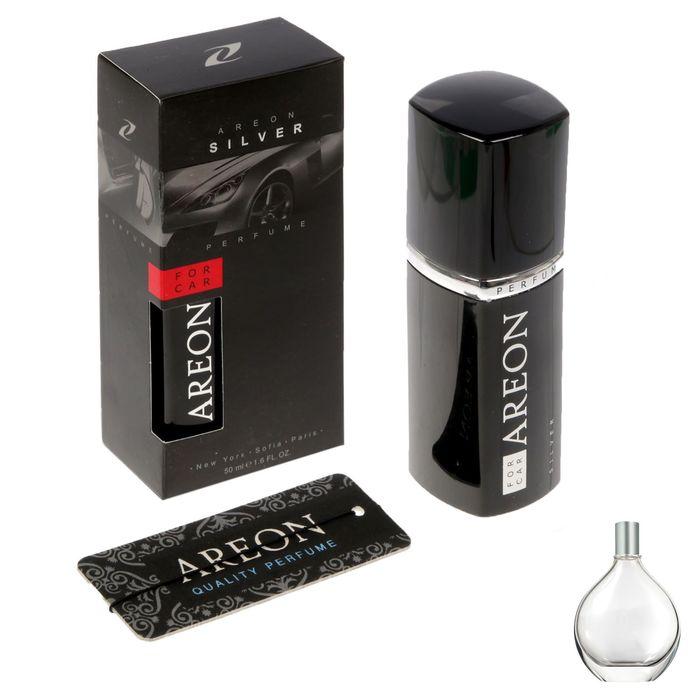 Ароматизатор - спрей Areon Perfume 50 мл, SILVER 704-AP1