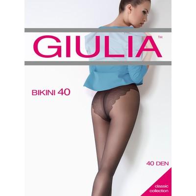 Колготки женские BIKINI 40 ден цвет чёрный (nero), р-р 2 (S)
