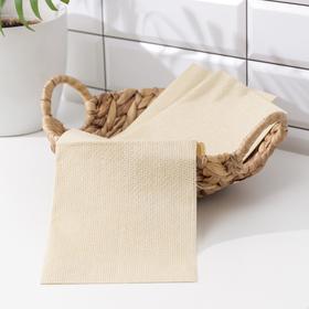 Салфетки для кухни из бамбука GRIFON, 30×38 см, 3 шт, цвет салатовый