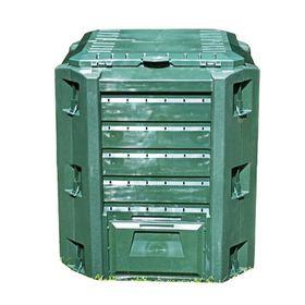 Компостер Compogreen, 380 л , пластик, зелёный Ош