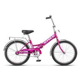 """Велосипед 20"""" Stels Pilot-310, 2016, цвет фиолетовый, размер 13"""""""
