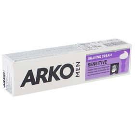 Крем для бритья Arko Men Sensitive, 65 мл