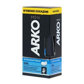 Крем после бритья Arko Men Cool «Охлаждающий», 50 мл
