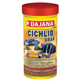 Корм Dajana Pet Cichid gran для цихлид, гранулы, 250 мл.