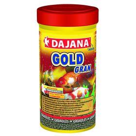 Корм Dajana Pet Gold gran для золотых рыб, гранулы, 100 мл.