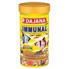 Корм Dajana Pet Immunal flakes для всех видов декоративных рыб, хлопья, 250 мл.