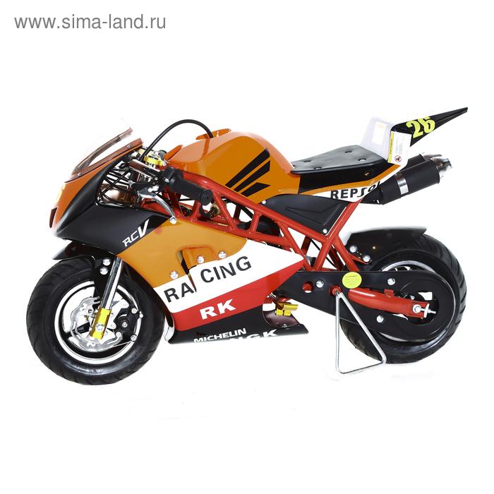 Минимото MOTAX 50 сс в стиле Ducati, оранжевый
