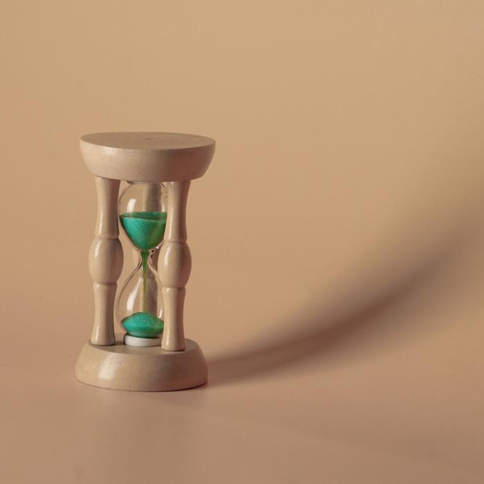 """Часы песочные """"Постулат"""", 8.5х5 см, микс"""