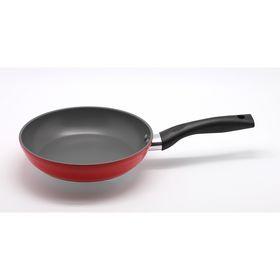 Сковорода Atlantis, цвет красный, d=20 см