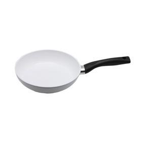 Сковорода Atlantis, цвет серый, d=20 см