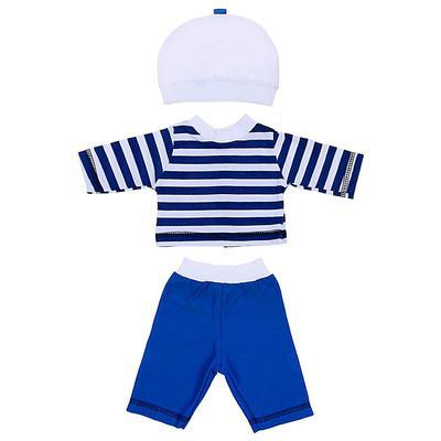 Одежда для кукол, костюм «Морячок», МИКС - Фото 1