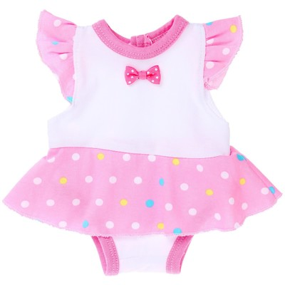Одежда для куклы 38-42 см «Платье-боди» - Фото 1