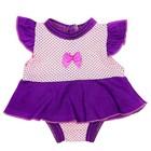 Одежда для куклы 38-42 см «Платье-боди» - Фото 11