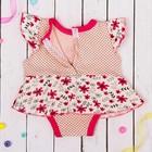 Одежда для куклы 38-42 см «Платье-боди» - Фото 7