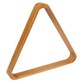 Треугольник Classic, дуб, светлый, d-60,3мм Ош