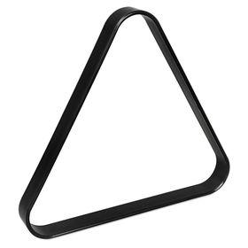Треугольник Junior пластик чёрный ø50,8мм Ош