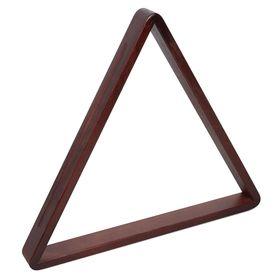 Треугольник Венеция, дуб, коричневый, d-68мм Ош