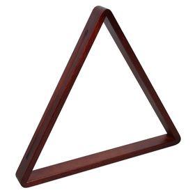 Треугольник Венеция дуб махагон ø68мм Ош