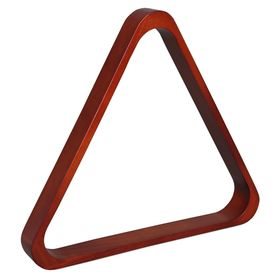 Треугольник Classic, дуб, коричневый, d-60,3мм Ош