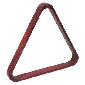 Треугольник Classic, дуб, махагон, d-60,3мм Ош