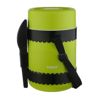 Термоконтейнер, цвет зелёный - Фото 1