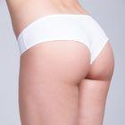 Трусы женские танга, цвет белый, размер 44 - Фото 2