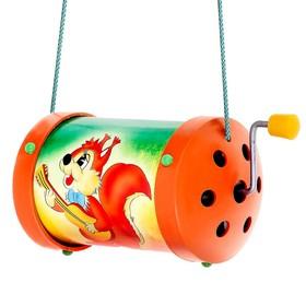 Музыкальная игрушка «Шарманка», МИКС