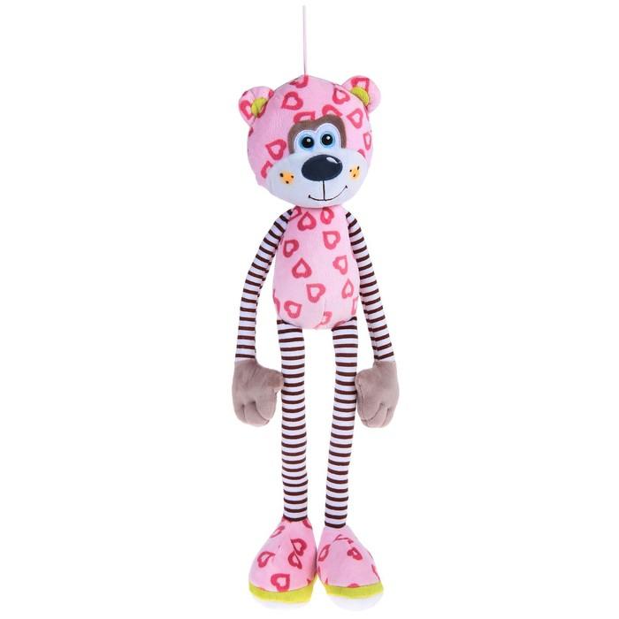 Мягкая игрушка Мишка Лав, 57см