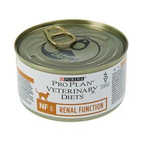 Влажный корм PURINA NF диета для кошек при патологии почек, 195 г