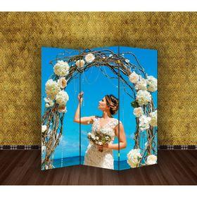 Ширма 'Свадьба. Арка' 150 × 160см Ош