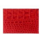 Футляр для карточек, цвет красный - Фото 1
