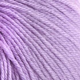"""Пряжа """"Baby Wool"""" 40% шерсть, 40% акрил, 20% бамбук 175м/50гр (146 сирень)"""