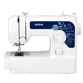 Швейная машина Brother ArtCity 140S, 50 Вт, 14 операций, полуавтомат, бело-синяя Ош